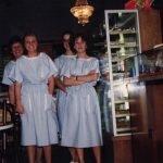 winkeldames vroeger