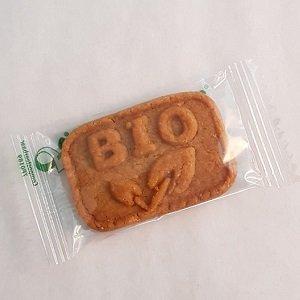 Biologische koekjes per stuk verpakt